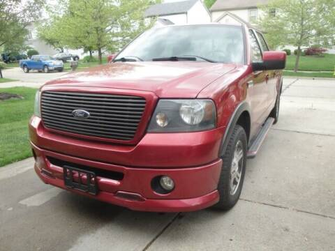 2008 Ford F-150 for sale at Columbus Car Company LLC in Columbus OH