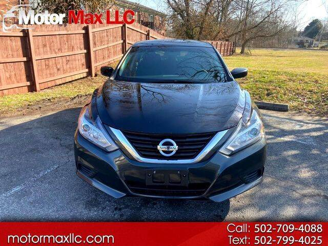 2017 Nissan Altima for sale at Motor Max Llc in Louisville KY