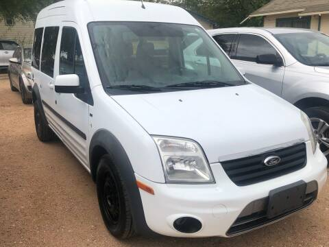 2011 Ford Transit Connect for sale at S & J Auto Group in San Antonio TX