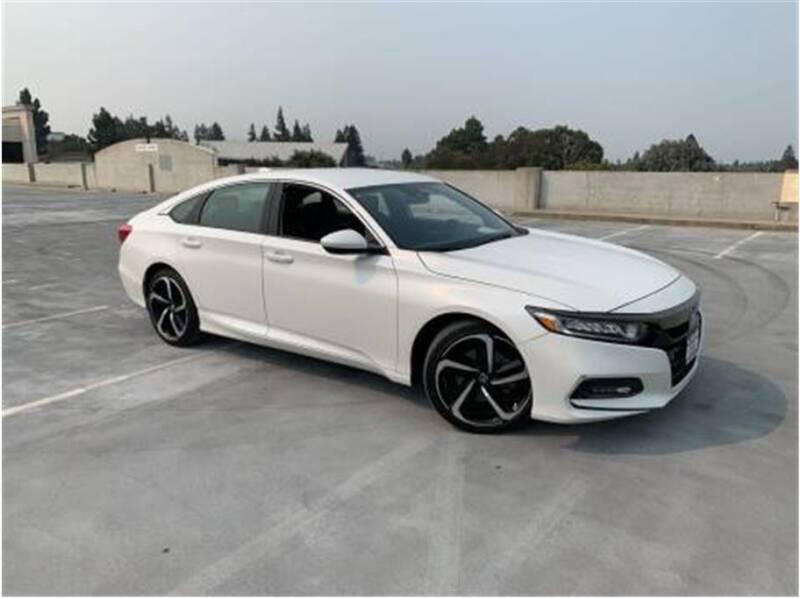 2018 Honda Accord for sale at BAY AREA CAR SALES in San Jose CA