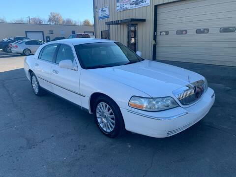 2003 Lincoln Town Car for sale at EMH Imports LLC in Monroe NC