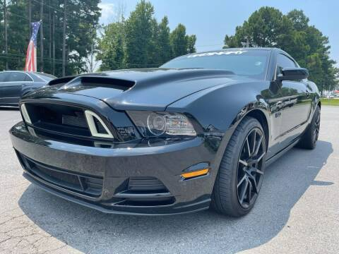 2014 Ford Mustang for sale at Airbase Auto Sales in Cabot AR