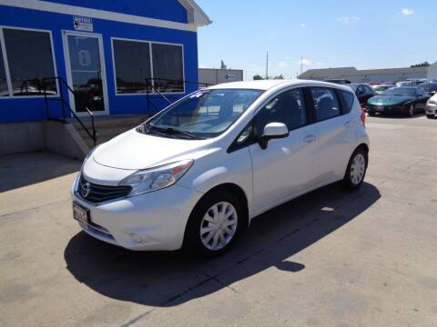 2014 Nissan Versa Note for sale at America Auto Inc in South Sioux City NE