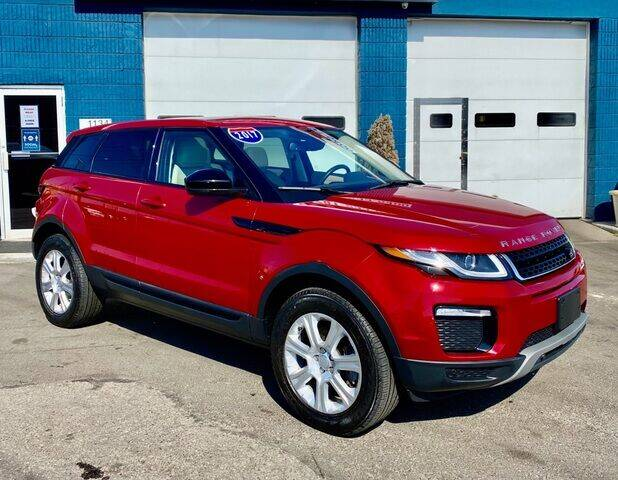 2017 Land Rover Range Rover Evoque for sale in Saugus, MA