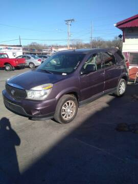 2007 Buick Rendezvous for sale at Jak's Preowned Autos in Saint Joseph MO