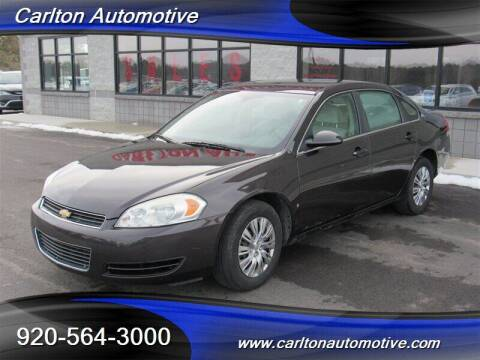 2008 Chevrolet Impala for sale at Carlton Automotive Inc in Oostburg WI