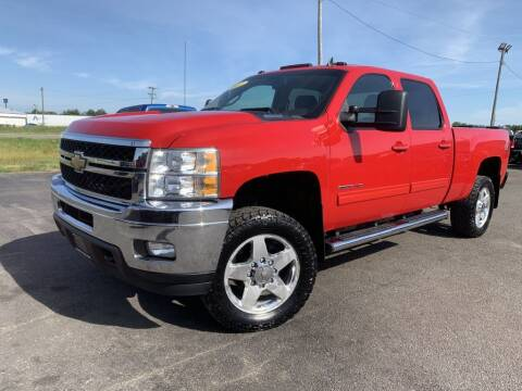 2011 Chevrolet Silverado 2500HD for sale at Superior Auto Mall of Chenoa in Chenoa IL