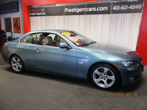 2010 BMW 3 Series for sale at Prestige Motorcars in Warwick RI