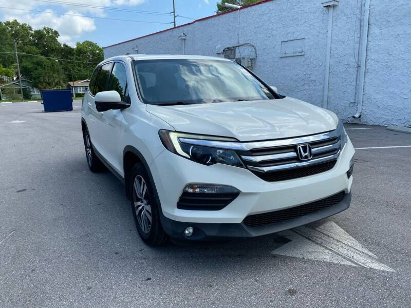 2016 Honda Pilot for sale at LUXURY AUTO MALL in Tampa FL