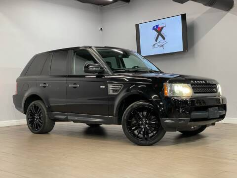 2011 Land Rover Range Rover Sport for sale at TX Auto Group in Houston TX