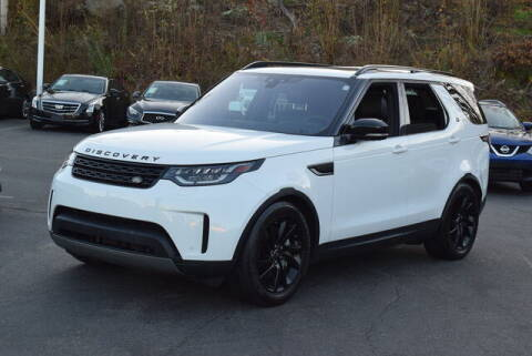 2018 Land Rover Discovery for sale at Automall Collection in Peabody MA