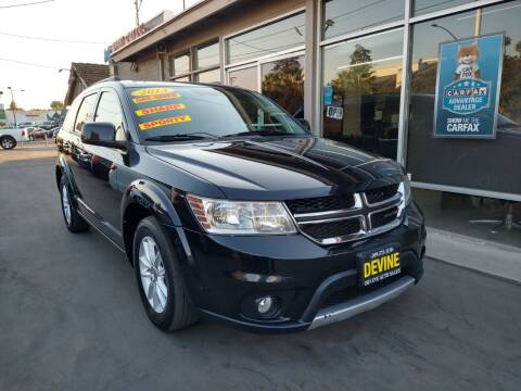 2013 Dodge Journey for sale at Devine Auto Sales in Modesto CA