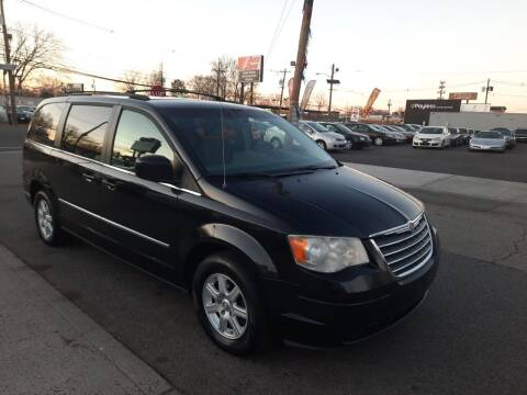 2010 Chrysler Town and Country for sale at K & S Motors Corp in Linden NJ