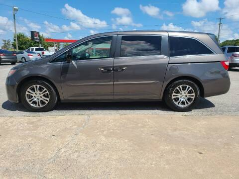 2013 Honda Odyssey for sale at Smooth Solutions 2 LLC in Springdale AR