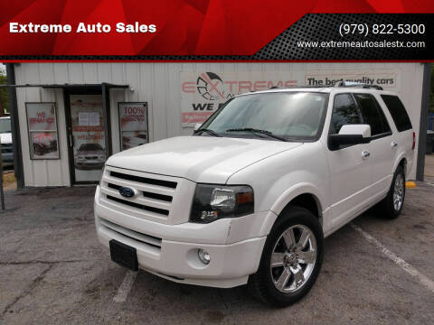 2010 Ford Expedition for sale at Extreme Auto Sales in Bryan TX