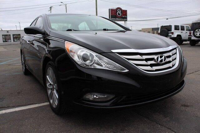 2013 Hyundai Sonata for sale at B & B Car Co Inc. in Clinton Twp MI
