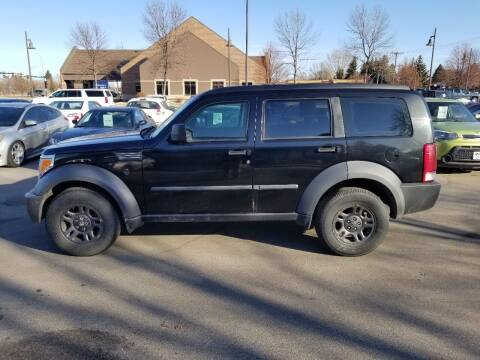 2008 Dodge Nitro for sale at ROSSTEN AUTO SALES in Grand Forks ND
