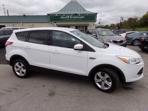 2014 Ford Escape for sale at Jim O'Connor Select Auto in Oconomowoc WI