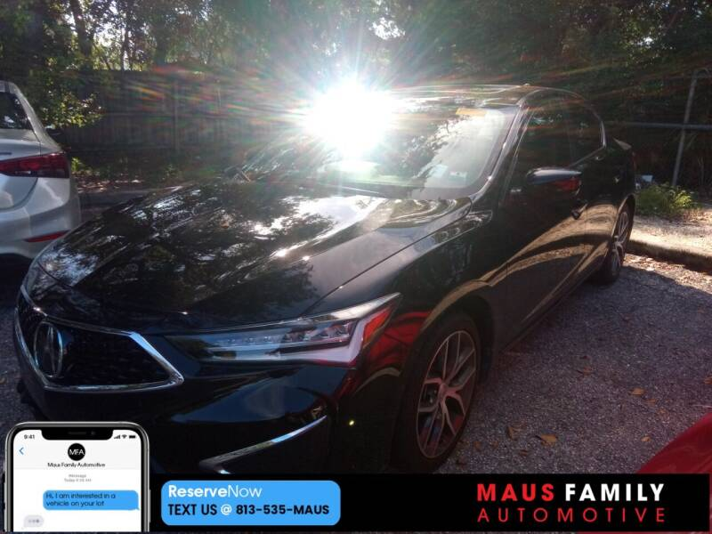 2019 Acura ILX for sale in Tampa, FL