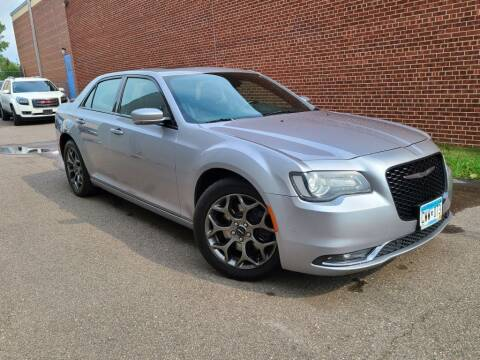 2015 Chrysler 300 for sale at Minnesota Auto Sales in Golden Valley MN