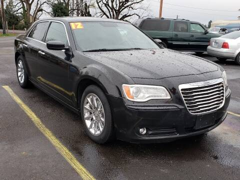 2012 Chrysler 300 for sale at Low Price Auto and Truck Sales, LLC in Brooks OR