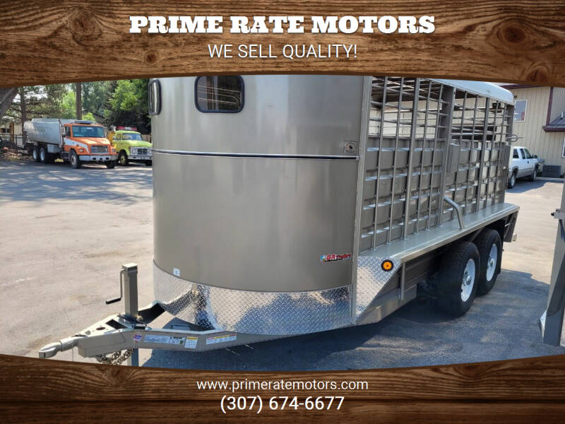 2021 GR 16' Bumper Pull Stock for sale at PRIME RATE MOTORS in Sheridan WY