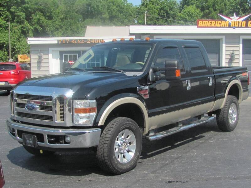 2008 Ford F-350 Super Duty for sale at American Auto Group, LLC in Hanover PA