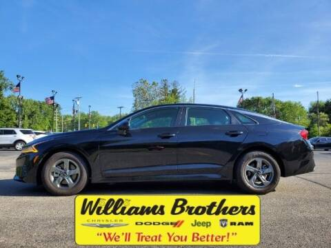 2021 Kia K5 for sale at Williams Brothers - Pre-Owned Monroe in Monroe MI