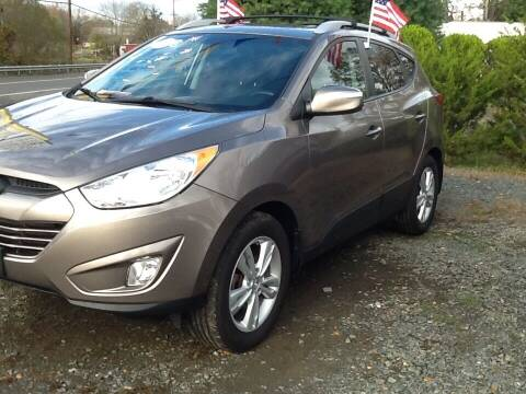 2013 Hyundai Tucson for sale at Lance Motors in Monroe Township NJ