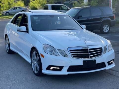 2011 Mercedes-Benz E-Class for sale at AWESOME CARS LLC in Austin TX