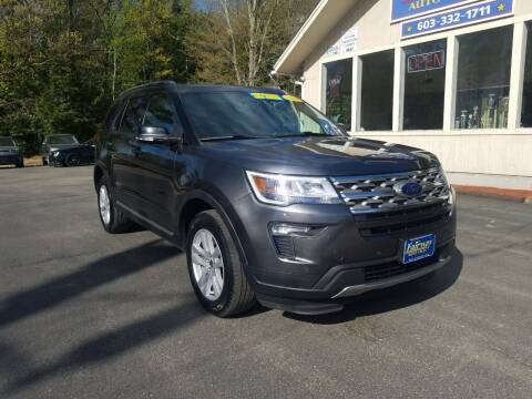 2018 Ford Explorer for sale at Fairway Auto Sales in Rochester NH