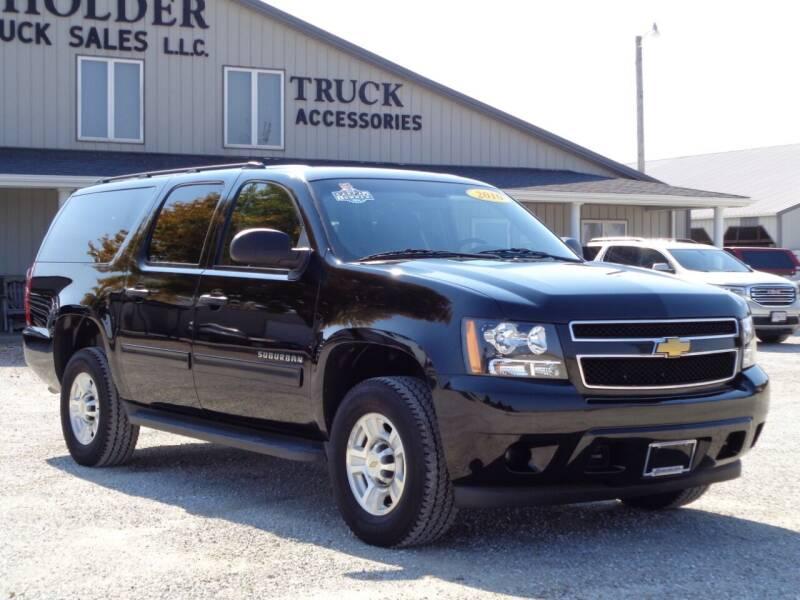 2010 Chevrolet Suburban for sale at Burkholder Truck Sales LLC (Edina) in Edina MO