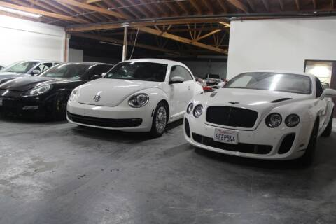 2013 Volkswagen Beetle for sale at United Automotive Network in Los Angeles CA