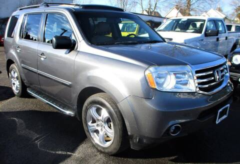 2013 Honda Pilot for sale at Exem United in Plainfield NJ