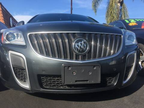 2014 Buick Regal for sale at CARSTER in Huntington Beach CA