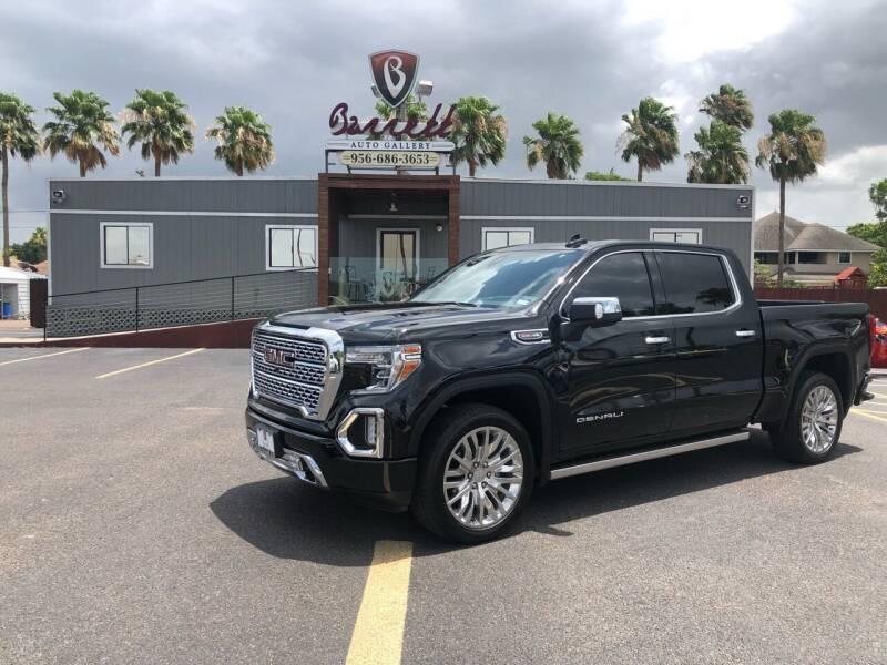 2019 GMC Sierra 1500 for sale at Barrett Auto Gallery in San Juan TX