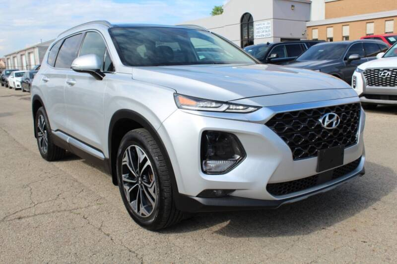 2019 Hyundai Santa Fe for sale at SHAFER AUTO GROUP in Columbus OH