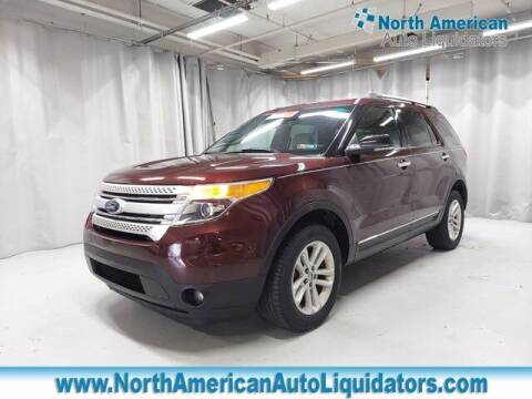 2011 Ford Explorer for sale at North American Auto Liquidators in Essington PA