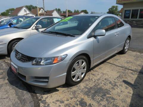 2009 Honda Civic for sale at Bells Auto Sales in Hammond IN