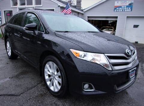 2013 Toyota Venza for sale at Top Line Import in Haverhill MA