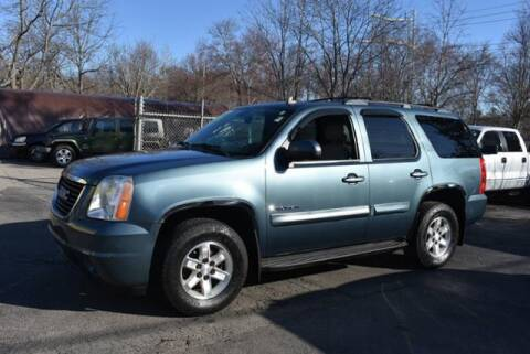 2008 GMC Yukon for sale at Absolute Auto Sales, Inc in Brockton MA
