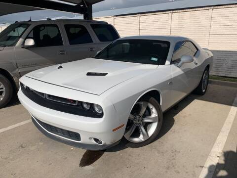 2018 Dodge Challenger for sale at Excellence Auto Direct in Euless TX