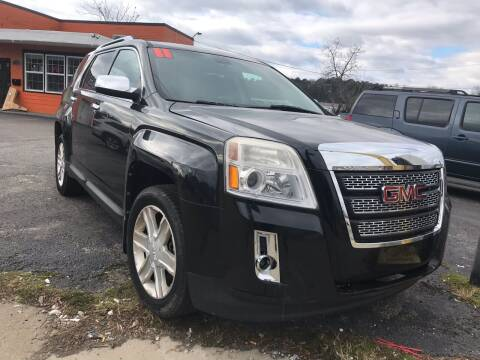2011 GMC Terrain for sale at Copa Mundo Auto in Richmond VA