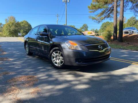 2009 Nissan Altima for sale at THE AUTO FINDERS in Durham NC