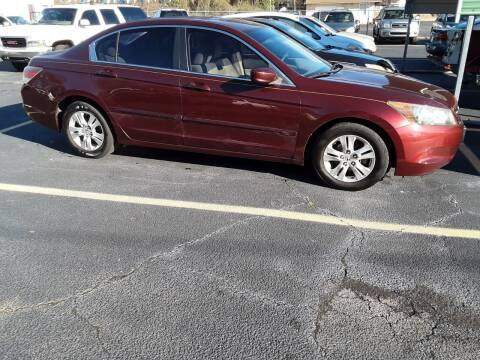 2009 Honda Accord for sale at A-1 Auto Sales in Anderson SC