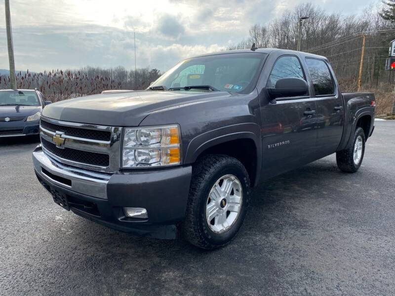 2011 Chevrolet Silverado 1500 for sale at Pine Grove Auto Sales LLC in Russell PA