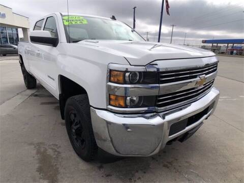 2016 Chevrolet Silverado 2500HD for sale at Show Me Auto Mall in Harrisonville MO