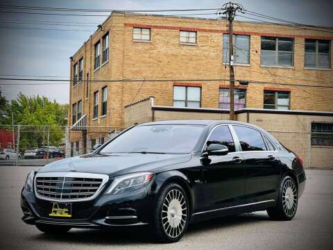 2016 Mercedes-Benz S-Class for sale at ARCH AUTO SALES in Saint Louis MO