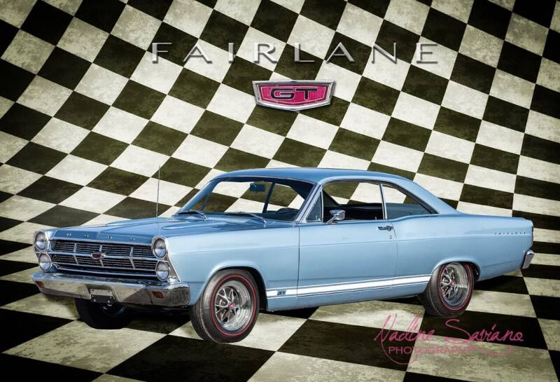 1967 Ford Fairlane for sale at Online Auto Connection in West Seneca NY