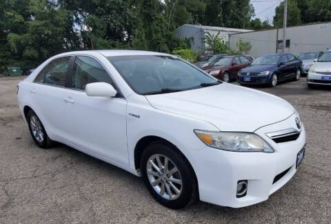 2010 Toyota Camry Hybrid for sale at Nile Auto in Columbus OH